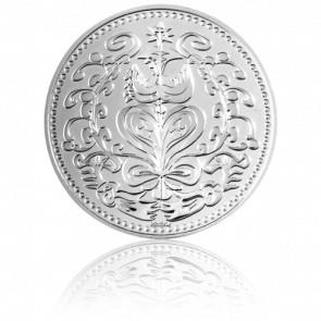 Médaille du Mariage Bronze Argenté - Monnaie de Paris