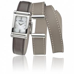 Antares Coffret 2 bracelets interchangeables cuir