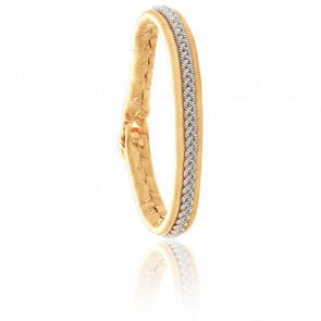 Bracelet Mossa One Doré