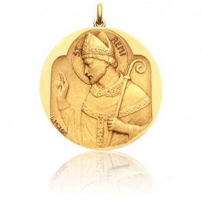 Médaille Saint Rémi Or Jaune 18K