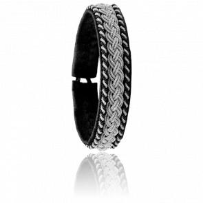 Bracelet Rollin Noir