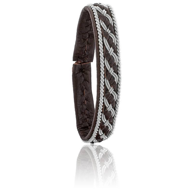 Bracelet Arctic Chocolat