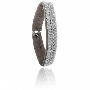 Bracelet Vénus Taupe