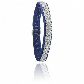 Bracelet Double 4 Bleu