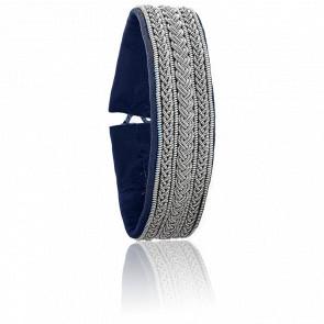 Bracelet Gorsa Bleu Marine