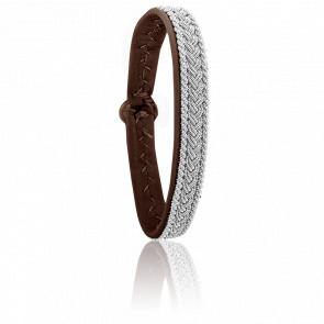 Bracelet Light Chocolat