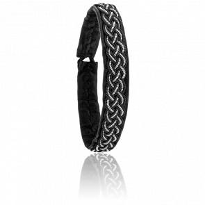 Bracelet Rocker Noir