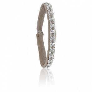 Bracelet Aurore Taupe