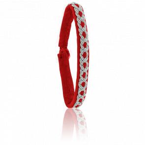 Bracelet Aurore Rouge