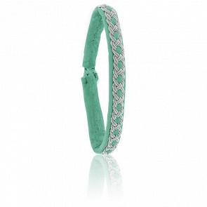 Bracelet Aurore Bleu Pastel