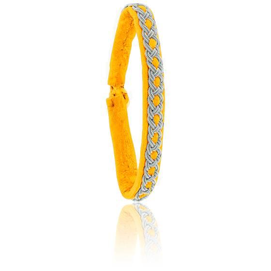 Bracelet Aurore Jaune Citron