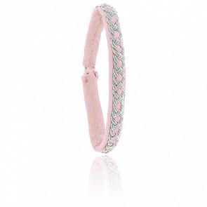 Bracelet Aurore Rose Pâle