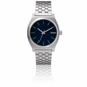The Time Teller Midnight Blue/Volt Green A045-1981