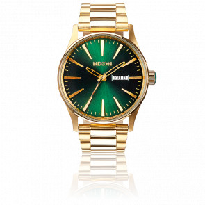 The Sentry SS Gold/Green Sunray A356-1919