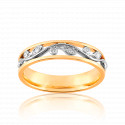 Alliance Zarig 2 ors 18K & diamants