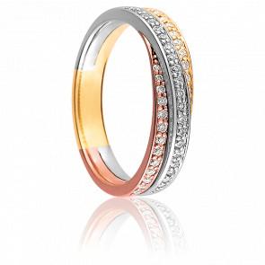 Alliance Nika 3 Ors 18K & Diamants