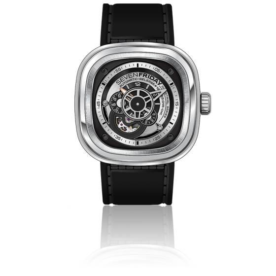 P1B/01 Silver Industrial Essence