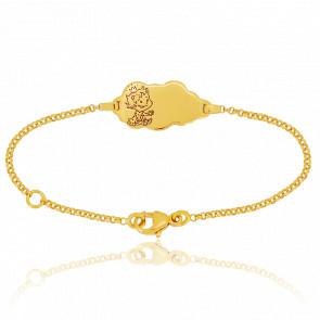 Bracelet Nuage Curieuse Or Jaune 18K