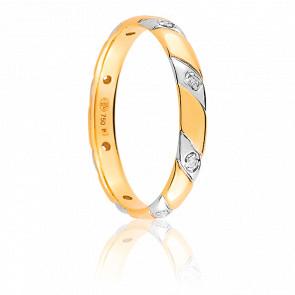 Alliance Rada 2 Ors 18K et Diamants