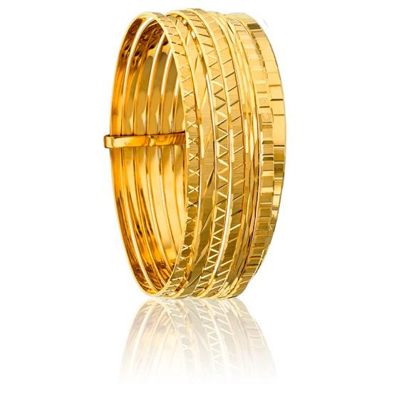 bracelet or 18k