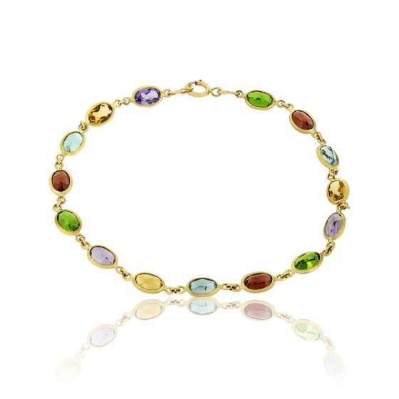 bracelet femme avec pierre
