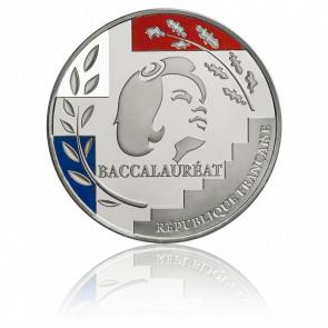 Médaille du Baccalauréat Argentan 3 Couleurs