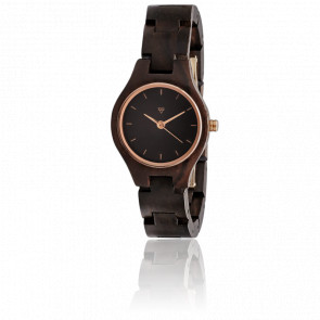 Montre Adelheid Sandalwood