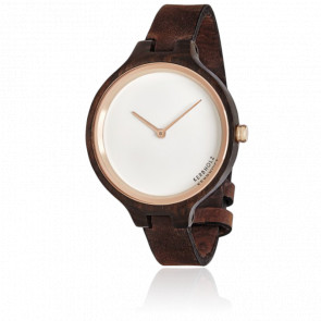 Montre Hinze Sandalwood Tanned Brown