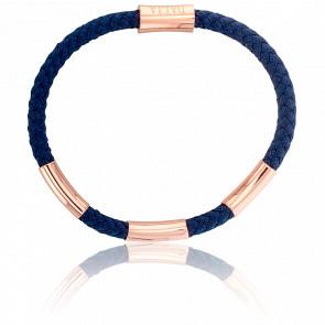 Bracelet Pallas Triple Blu