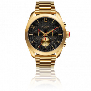 Montre The Bullet Chrono All Gold/Black A366-510 - Nixon