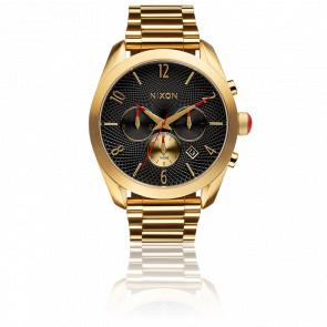 Montre The Bullet Chrono All Gold/Black A366-510 - Nixon