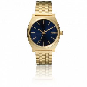 Montre The Time Teller All Light Gold / Cobalt - A045-1931