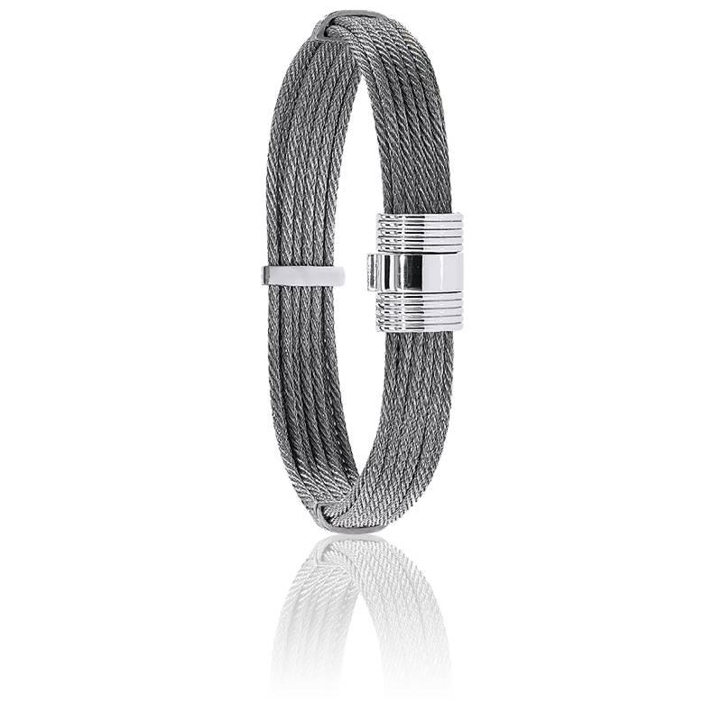 Bracelet 606 Câble Acier