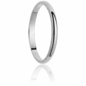 Alliance Huanuco Or Blanc 18K, 2 mm