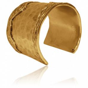 Bracelet Manchette Doré Anne
