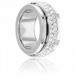 Bague Android Argent Massif