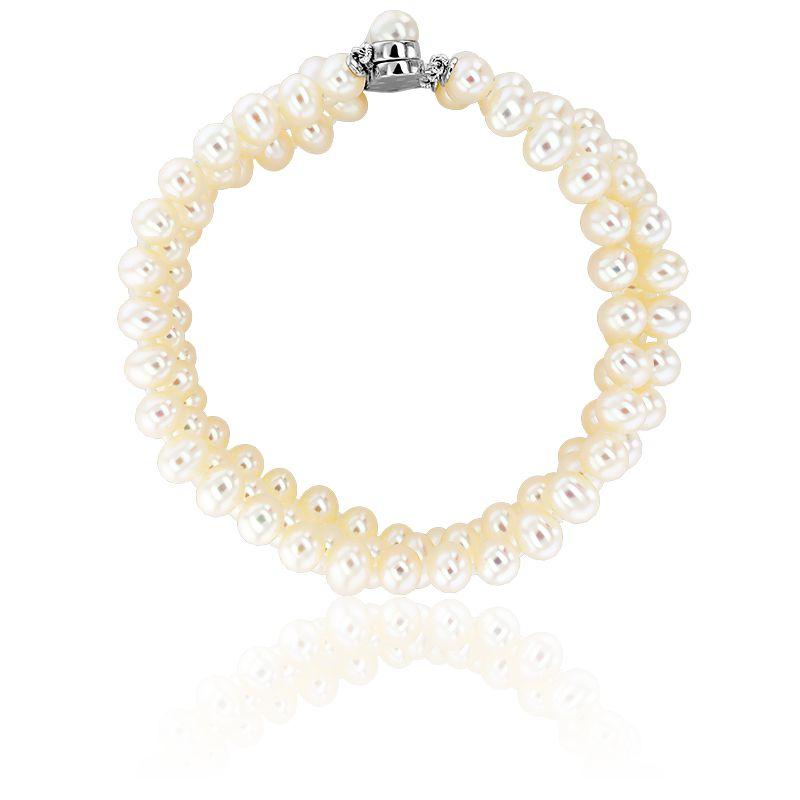 bracelet cult classic perles de culture misaki ocarat. Black Bedroom Furniture Sets. Home Design Ideas
