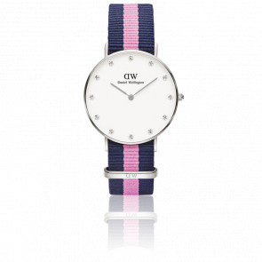 Classy Winchester Lady Silver 34 mm