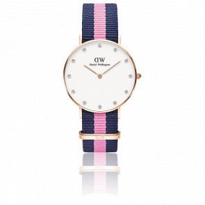 Classy Winchester Lady Rose Gold 34 mm