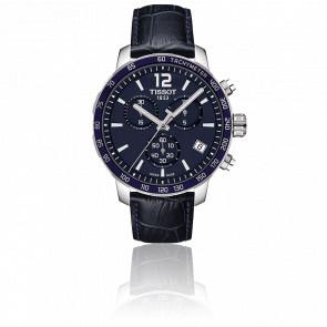 Quickster Chronograph Bleue T0954171604700