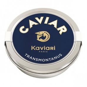 30g de caviar d'esturgeon blanc