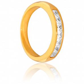 Alliance Nil Diamant & Or Jaune 18K