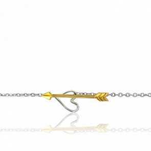 Bracelet Nude 2 Ors 18K