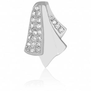 Pendentif Voile diamanté