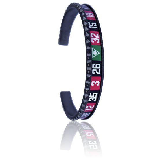 Bracelet Black Casino