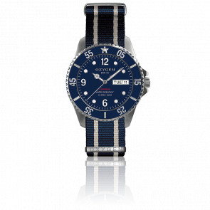 Diver Admiral 44 Navy / Ivory / Navy