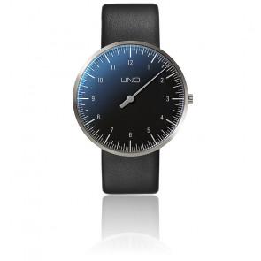 UNO Titan Black Dial Leather