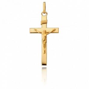 Christ en Croix Or Jaune 18 carats