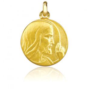 Médaille Christ Bénissant Ø 18mm