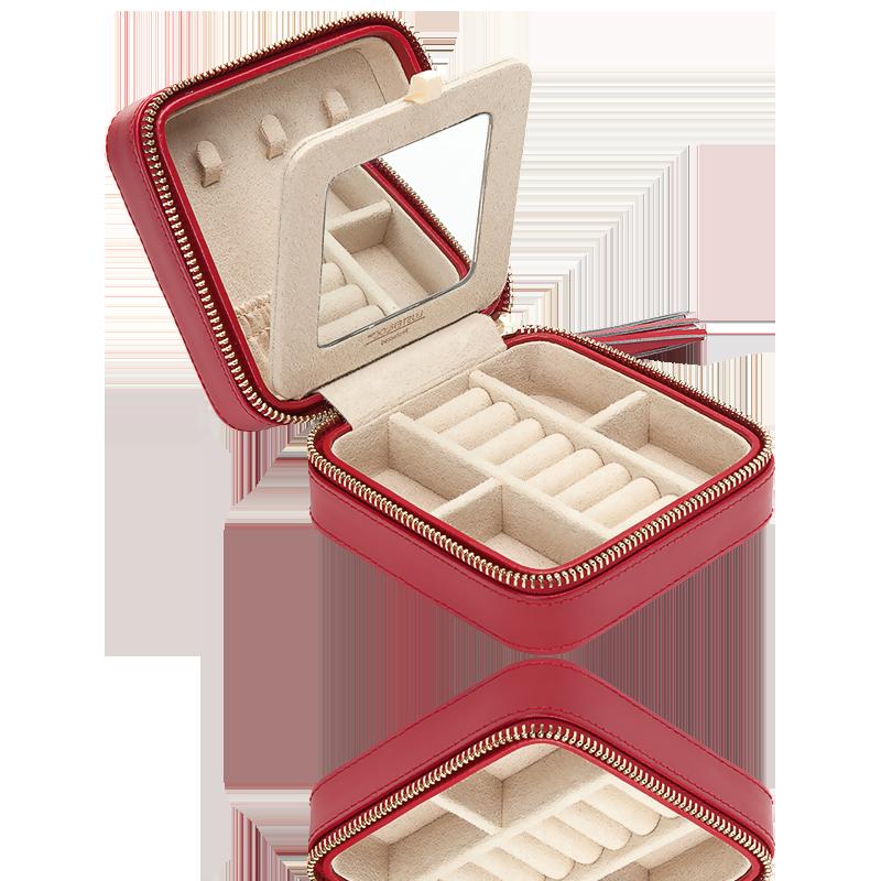 petite boite bague bijoux la mode. Black Bedroom Furniture Sets. Home Design Ideas